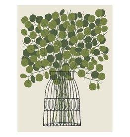 Eucalyptus Plant Print