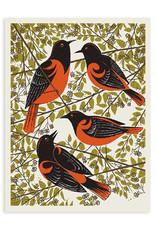 Oriole Birds Print