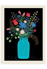 Mason Jar Print