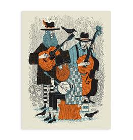 Brushy Fork Bluegrass Band Print