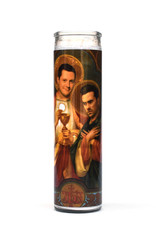 St. David & Patrick (Schitt's Creek) Prayer Candle