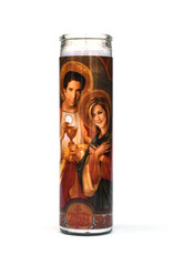 St. Ross & Rachel (Friends) Prayer Candle
