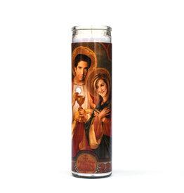 St. Ross & Rachel (Friends) Prayer Candle
