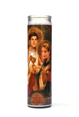 St. Jim & Pam (The Office) Prayer Candle