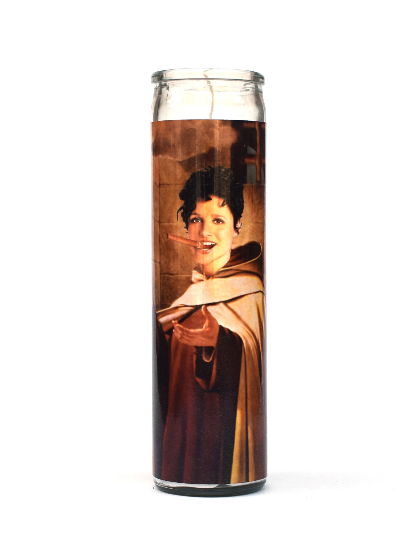 St. Elaine Benes (Seinfeld) Prayer Candle