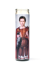St. Jerry Seinfeld Prayer Candle