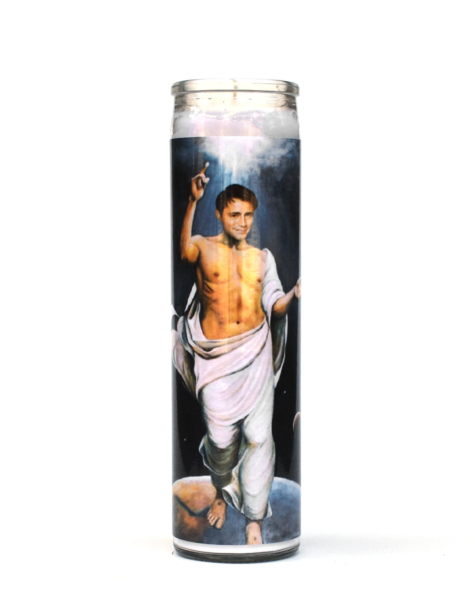 St. Joey Tribbiani (Friends) Prayer Candle