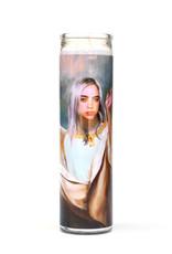 St. Billie Eilish Prayer Candle