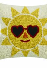 Cool Sun Handcrafted Hook Pillow