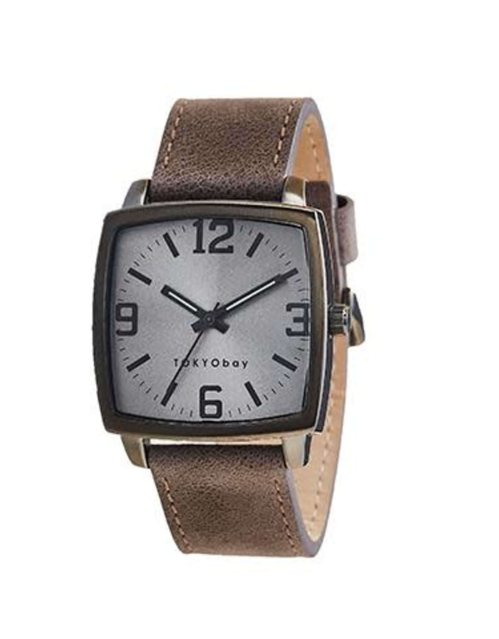 Pictor Watch - Brown