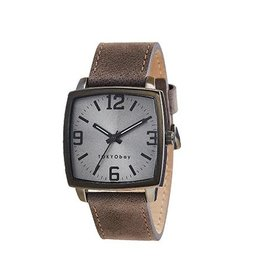 Tokyo Bay Pictor Watch - Brown