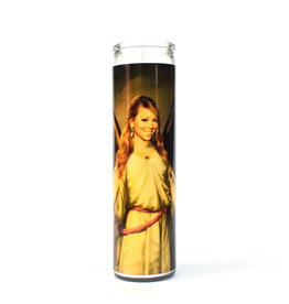 Rust Belt Cooperative St. Mariah Carey Prayer Candle