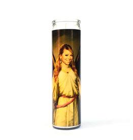 St. Mariah Carey Prayer Candle