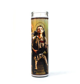 Rust Belt Cooperative St. Bill Murray (Ghostbusters) Prayer Candle