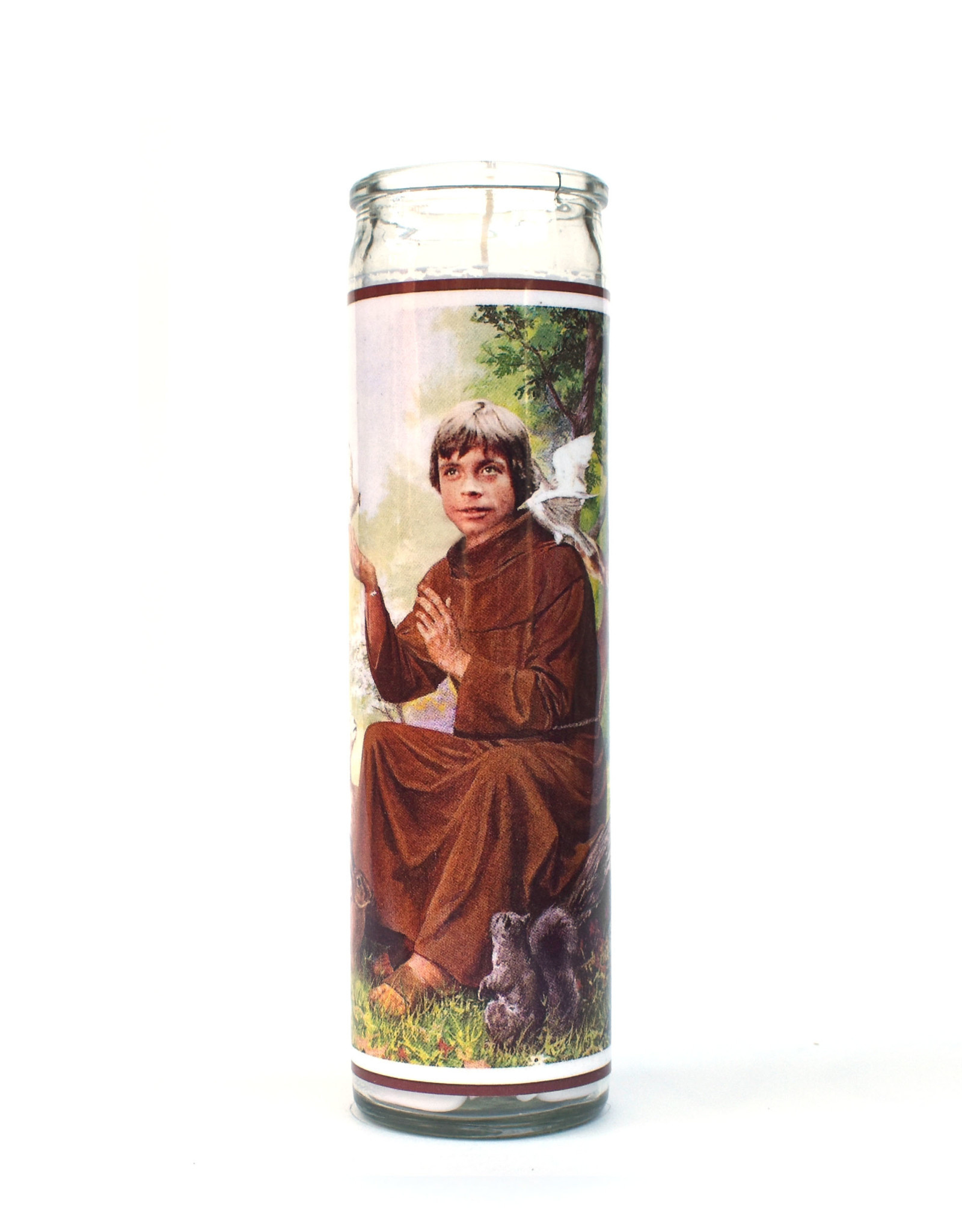 St. Luke Skywalker (Star Wars) Prayer Candle
