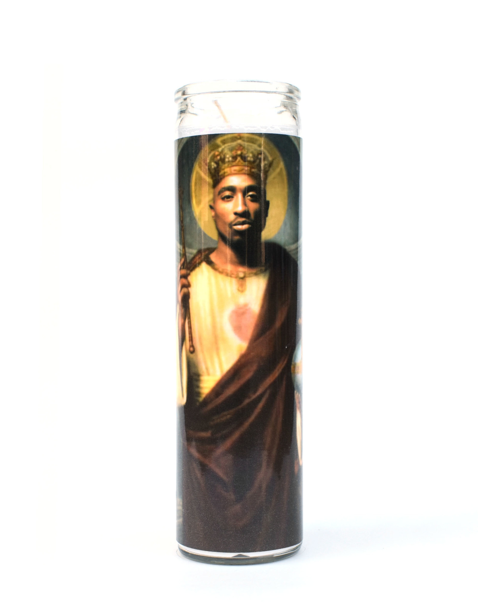 St. Tupac Prayer Candle