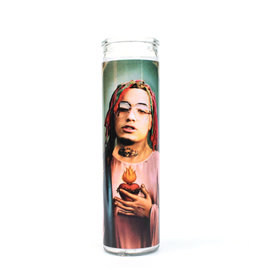 Rust Belt Cooperative St. Lil Pump Prayer Candle