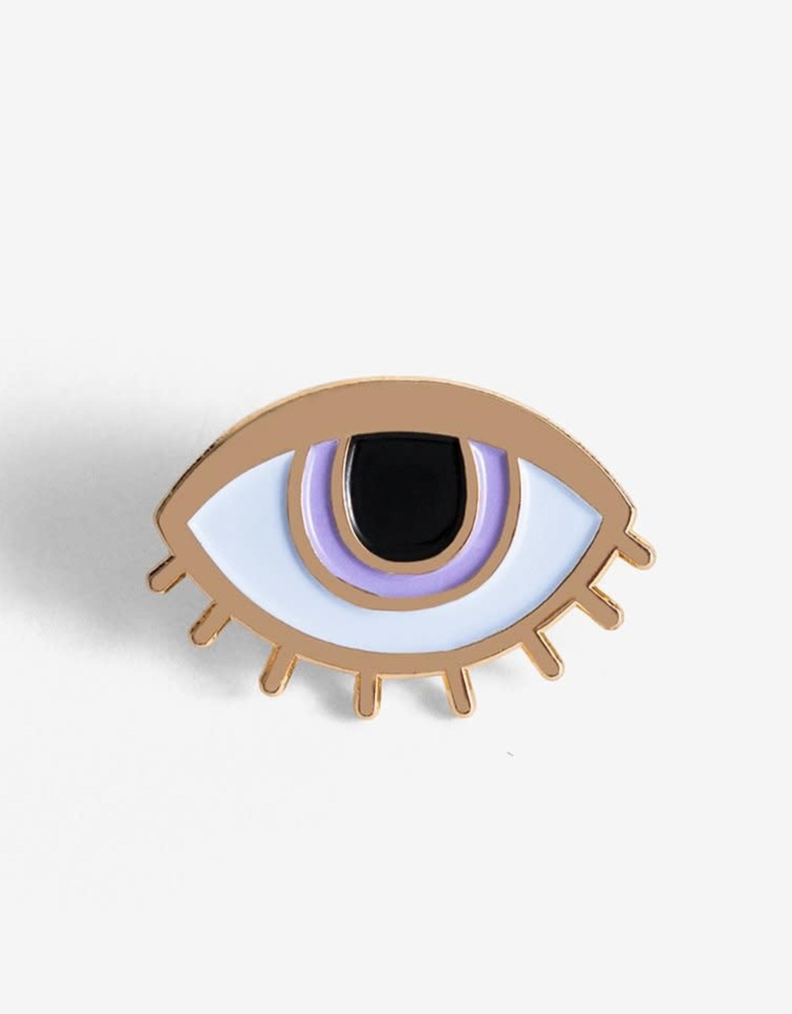 The Good Twin Co. Eye Enamel Pin