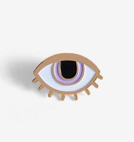 Eye Enamel Pin