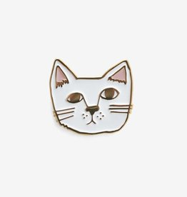 The Good Twin Co. Kit Cat Enamel Pin