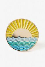 Sunny Side Enamel Pin