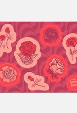 Roses Sticker Sheet