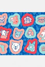 Dogs Sticker Sheet