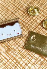 S'More Love Enamel Pin
