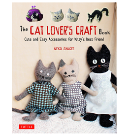 Tuttle Publishing The Cat Lover's Craft Book