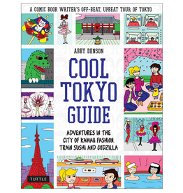 Tuttle Publishing Cool Tokyo Guide