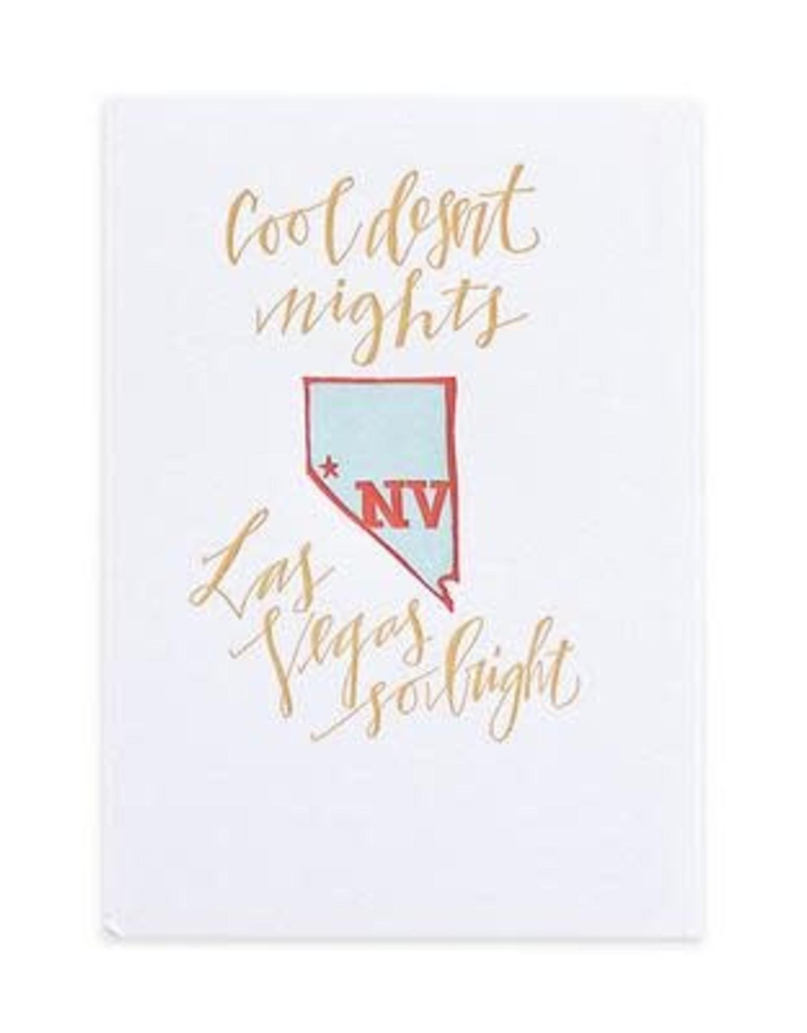 Nevada Letterpress Print
