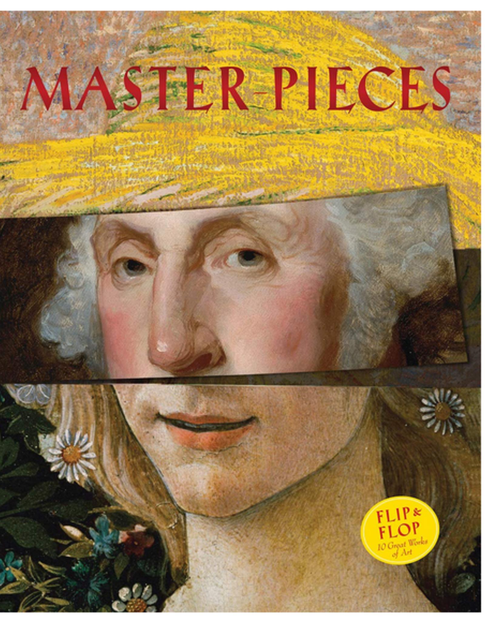 Master Pieces Flip & Flop