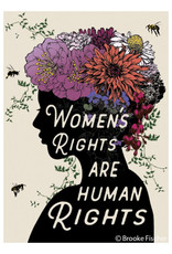 Ephemera, Inc Women's Rights are Human Rights Magnet