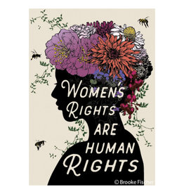 Ephemera, Inc Women's Rights are Human Rights Magnet