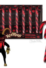 Accoutrements LLC Candy Canes Set of 6 - Krampus