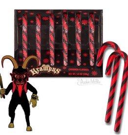 Candy Canes Set of 6 - Krampus