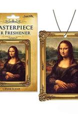 Accoutrements LLC Masterpiece Mona Lisa Air Freshener