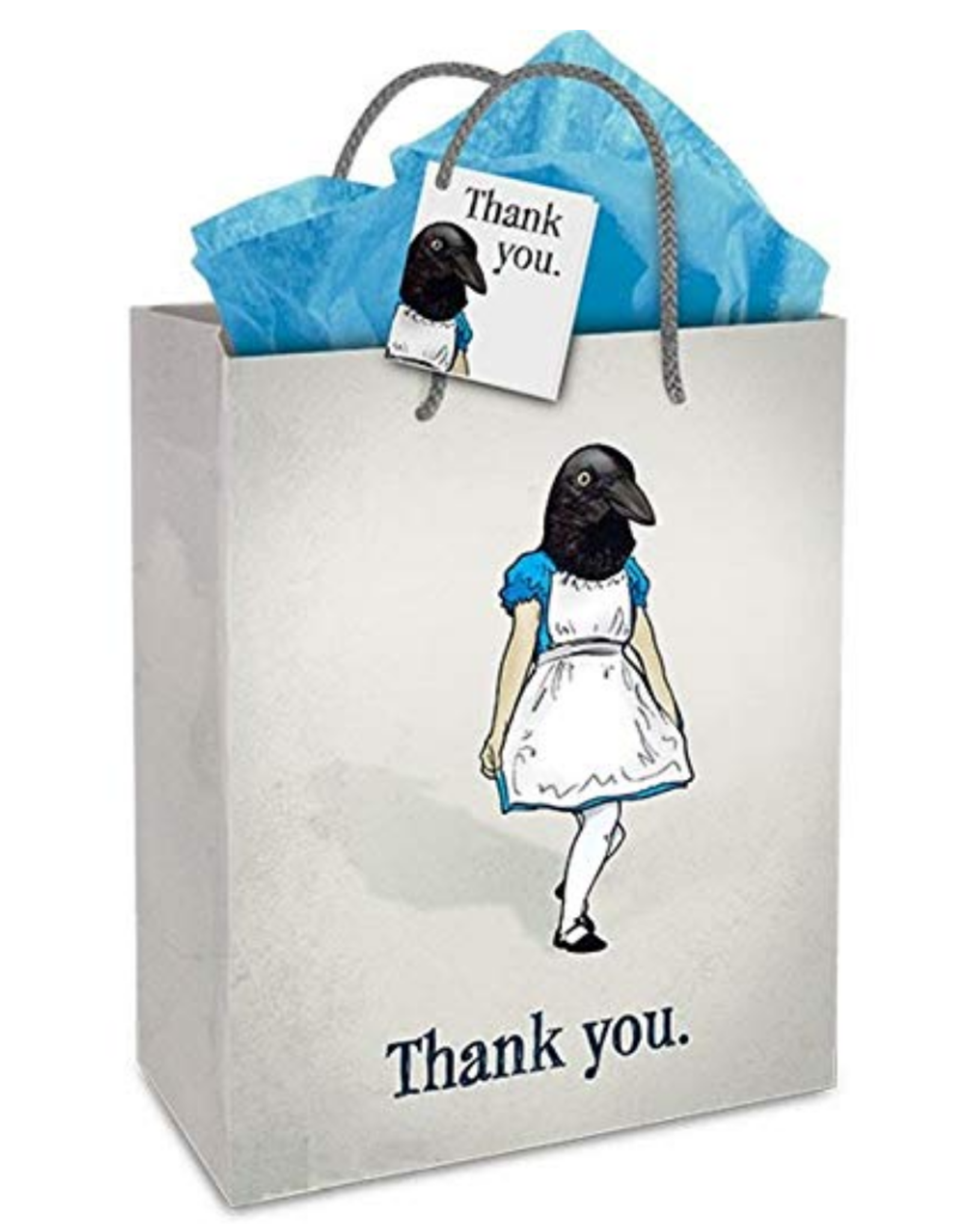 Accoutrements LLC Thank You Gift Bag