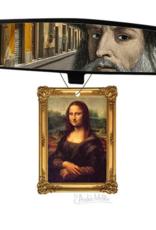 Masterpiece Mona Lisa Air Freshener