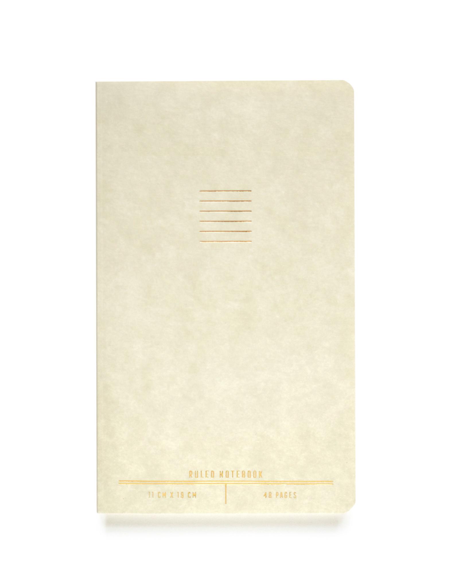 Mini Flex Notebook - Ivory