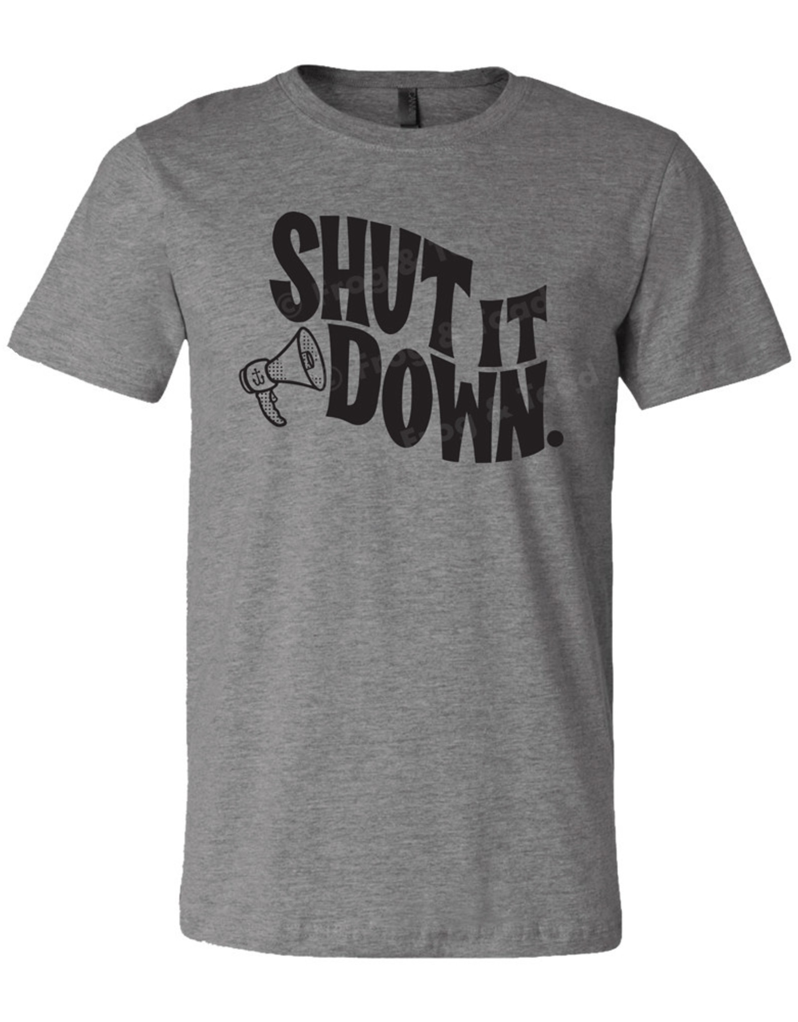 Shut It Down T-Shirt