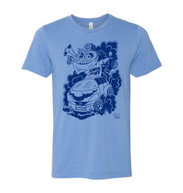 Frog & Toad Press Delivery Driver T-Shirt