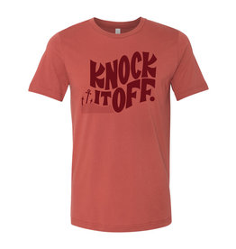 Frog & Toad Press Knock It Off T-Shirt