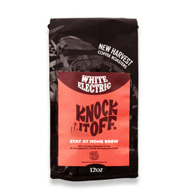 White Electric White Electric Knock It Off Roast (Whole Bean)