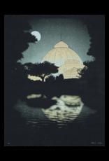 Belle Isle Conservatory Print
