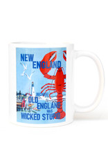 New England Old England Mug