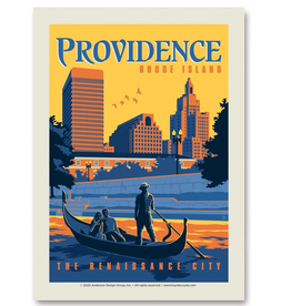 Providence, RI - The Renaissance City Sticker
