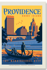 Providence, RI - The Renaissance City Postcard