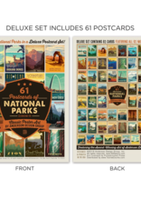 National Parks Postcard Set