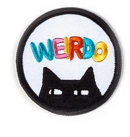 Weirdo Cat Patch